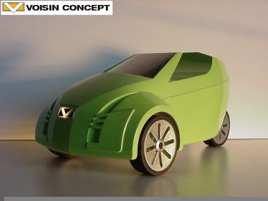 VOISIN Concept Virage