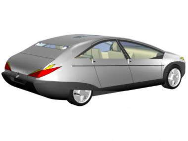 """""""Gran Viaggio"""" Sedan"""