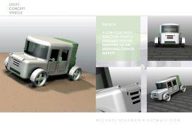 Utility Concept Vehicle (UCV)