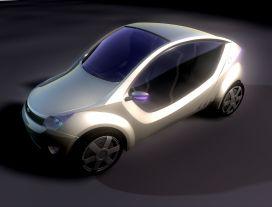 Concept City Car