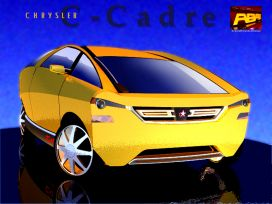 "Chrysler ""C-Cadre"" Concept"