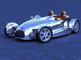 La Magia Silver Arrows Super Sport