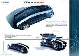 Hybster Eco-Vehicle