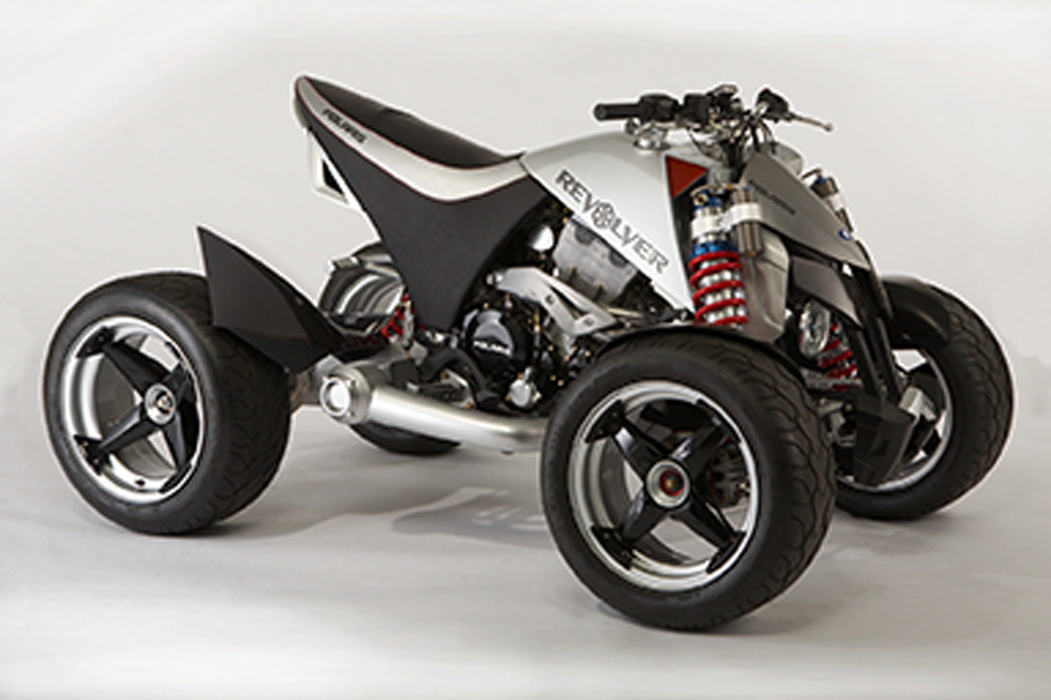 Revolver Concept By Polaris Industries Inc Usa
