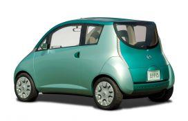 """Nissan \""""Effis\"""""""