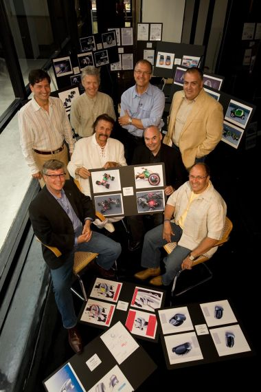 The Michelin Challenge Design Jury for 2008
