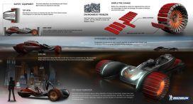Transforming Multifunctional Wheels