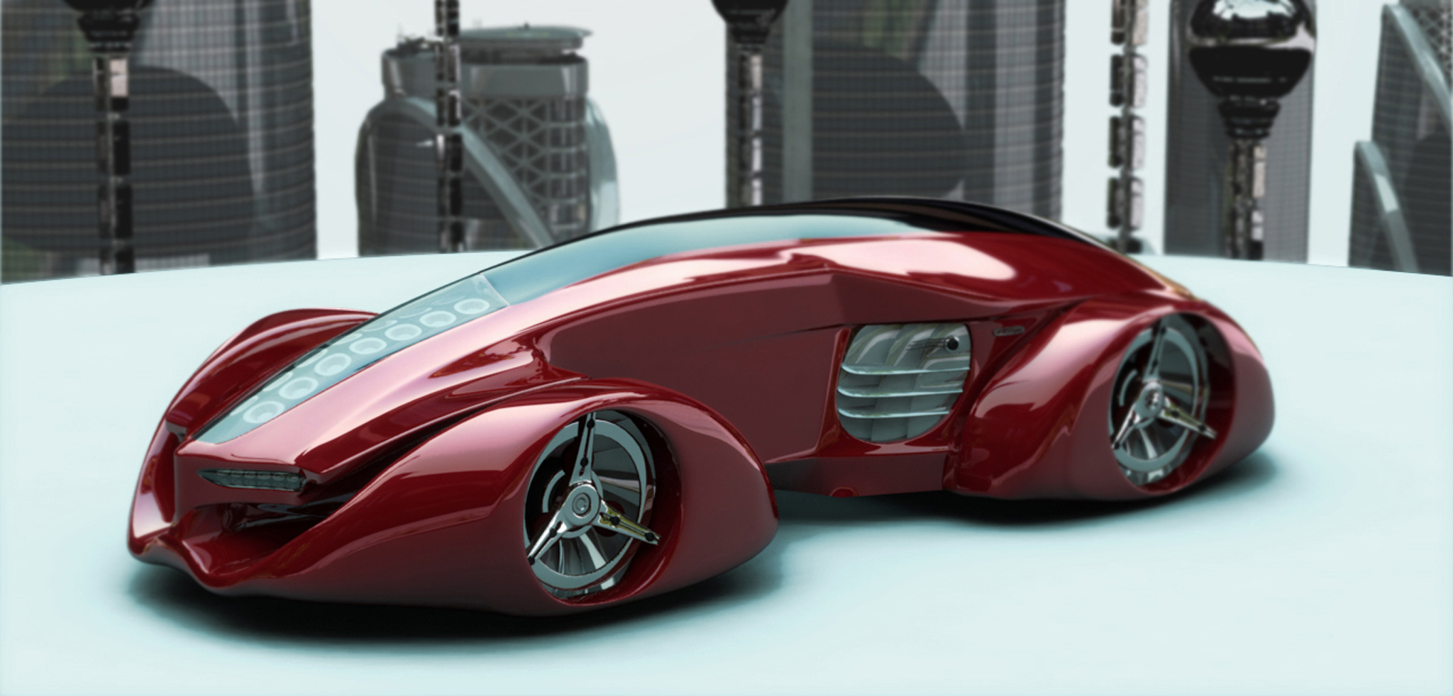 H Car By Thomas Pastor, France