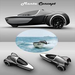 Manta Concept