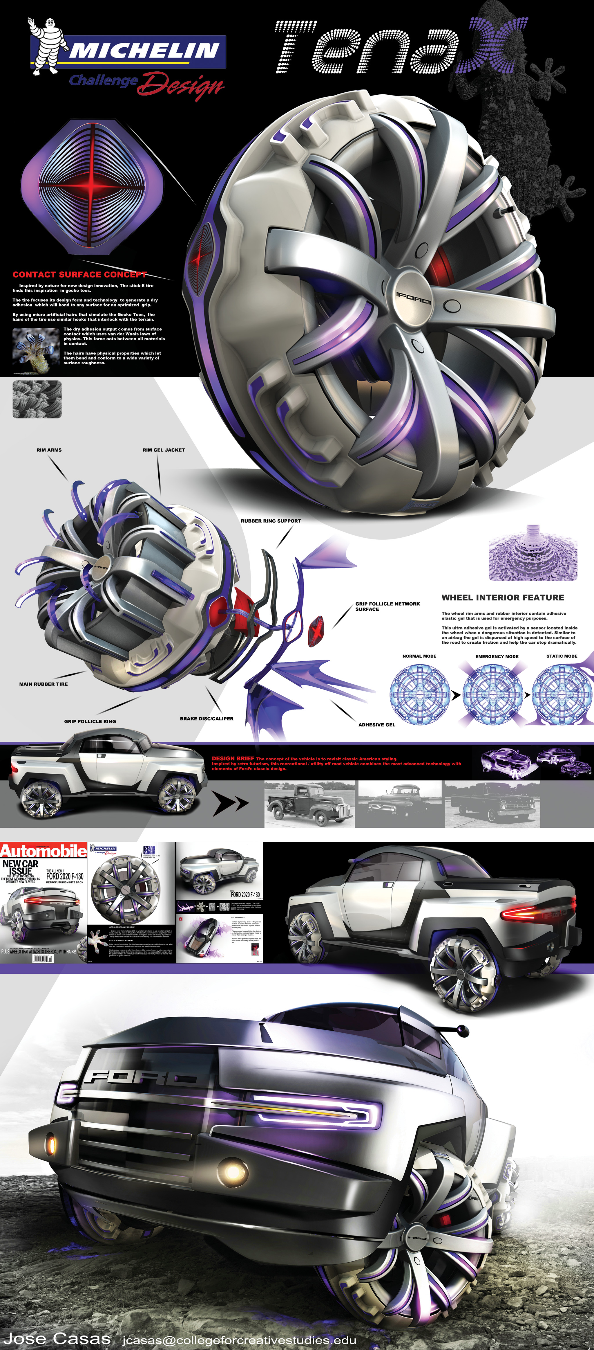 2011 Ccs Winners Michelin Challenge Design