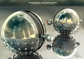 Shanghai Sphere 2046