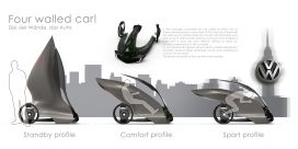 Four Walled Car
