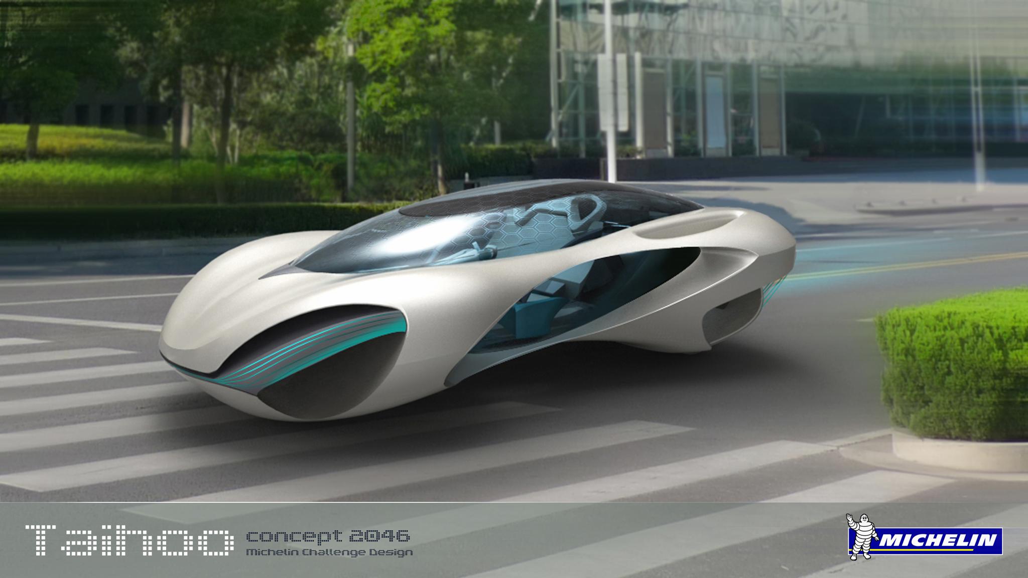 Taihoo Concept 2046 By Hao Huang, China