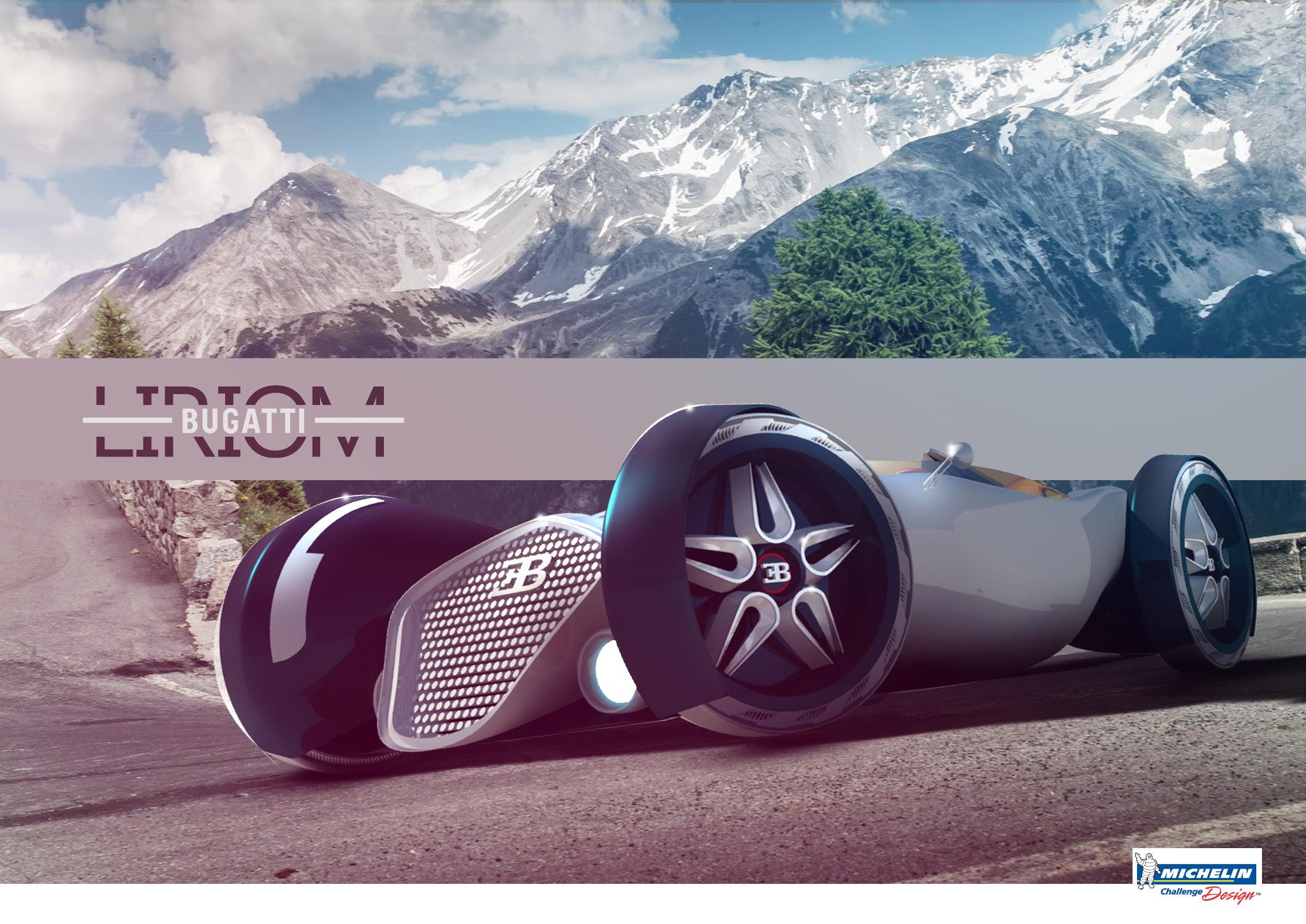 Bugatti Eb Liriom By Cristian Polanco Guatemala