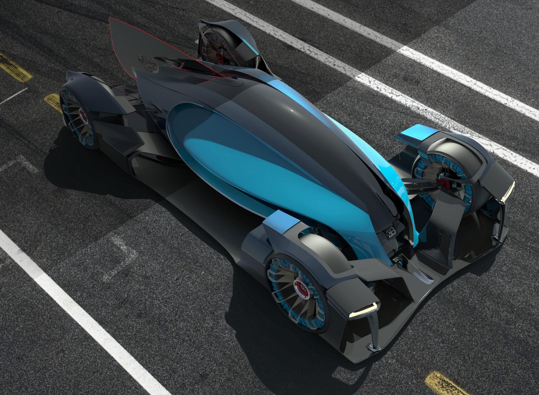 Bugatti design inc