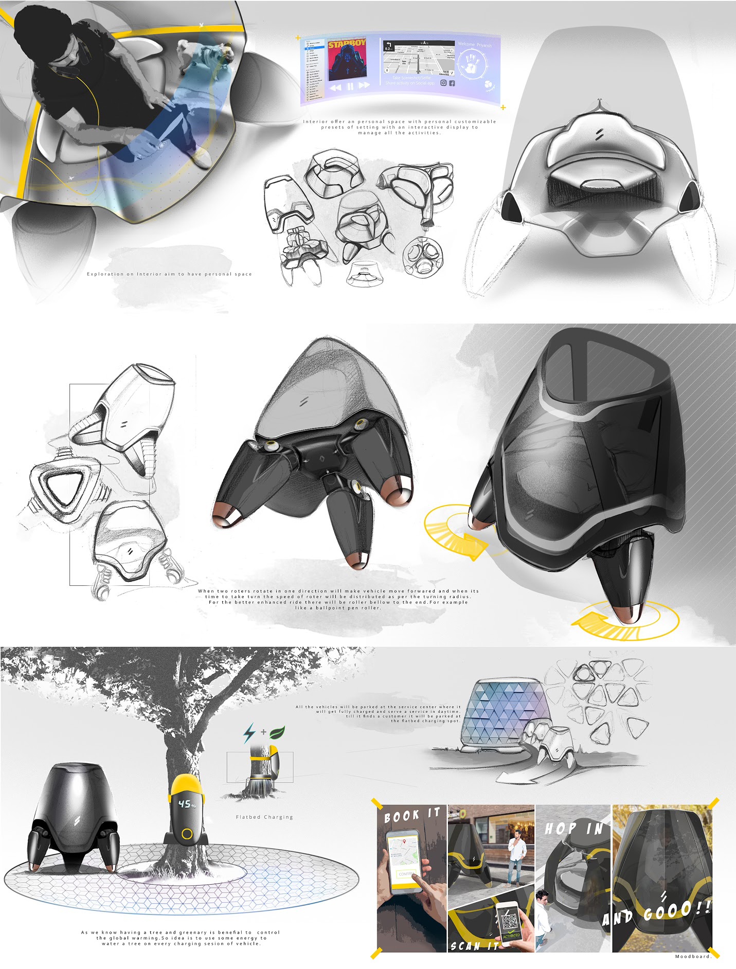 Renault TRIO by Aditya Arun Surti, India | Michelin