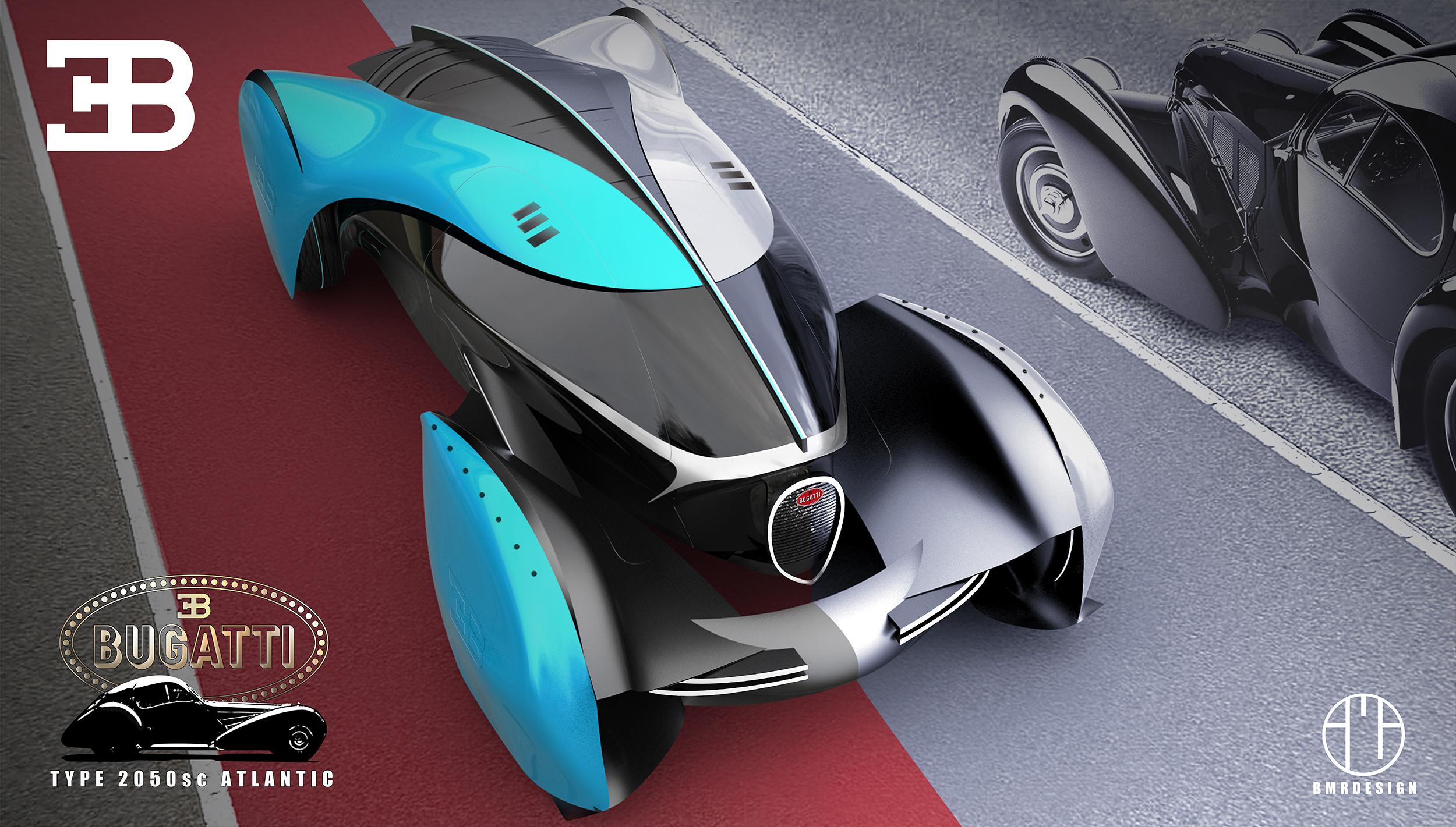 Bugatti Type 2050 08